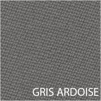Tissu de billard Gris Ardoise