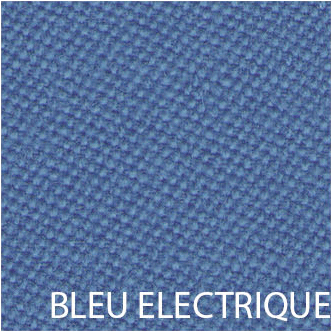 tapis de billard bleu electrique