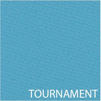 Tissu de billard tournament