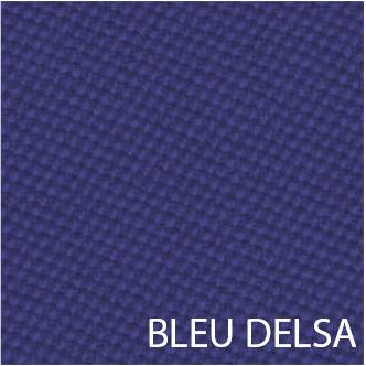 Tissu de billard bleu delsa