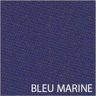 tapis de billard bleu marine