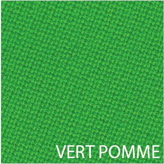 tapis de billard vert pomme