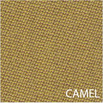 Tissu de billard camel