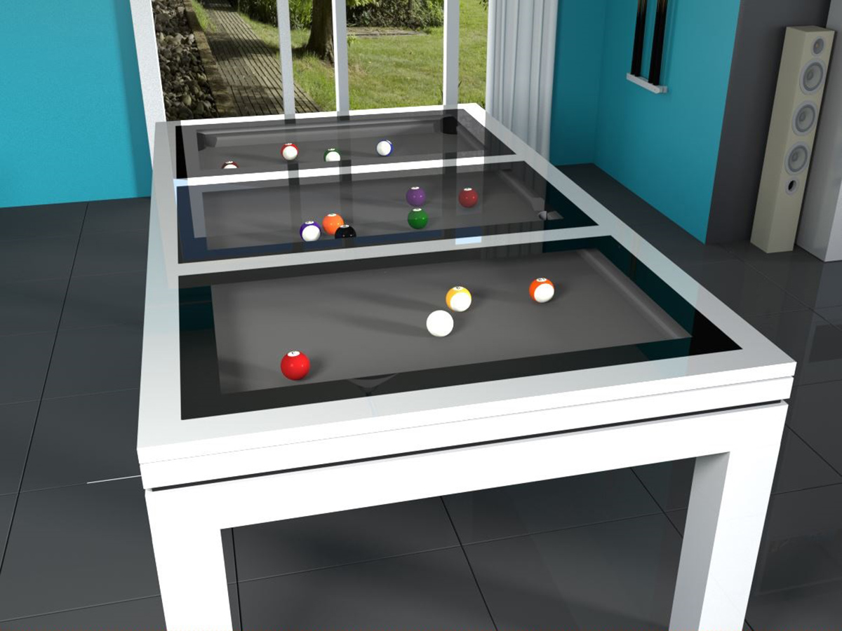 le kit universel de transformation table billard convertible