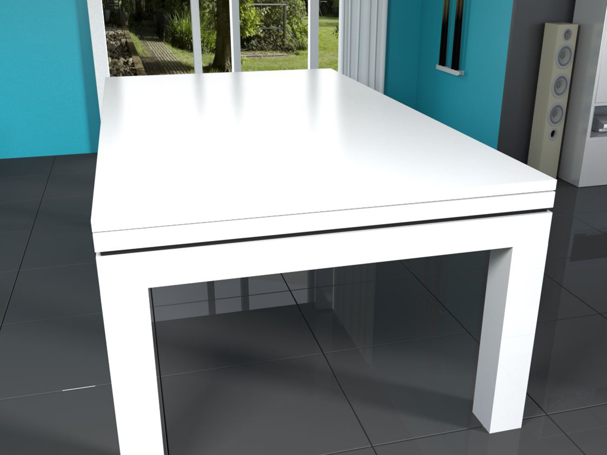 100 billard transformable en table fabrication for Table exterieur transformable